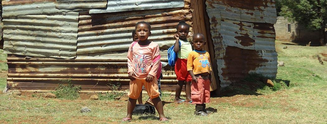 vrijwilligerswerk Zuid Afrika