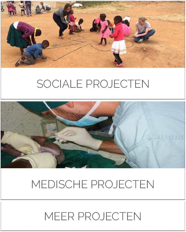 Vrijwilligers projecten in het buitenland