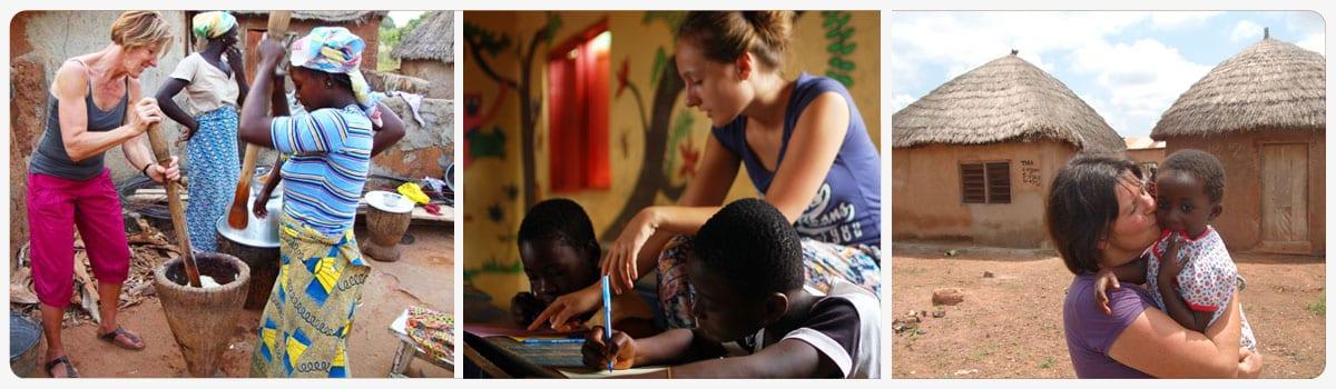 ghana_vrijwilligerswerk_collage_1