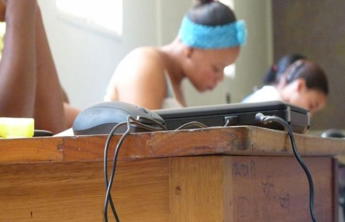 Computer project Zuid Afrika