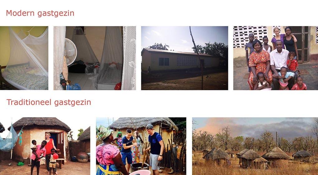 vrijwilligersverblijf Ghana