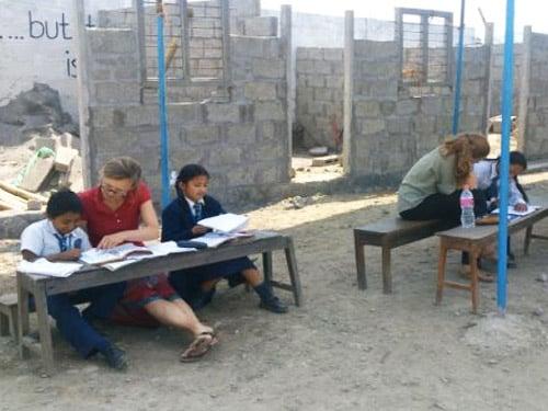 vrijwilligerswerk-nepal-azie-marielle