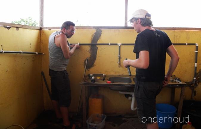 Technisch project Zuid Afrika