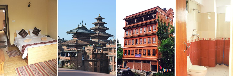 Verblijf vrijwilligers Bhaktapur