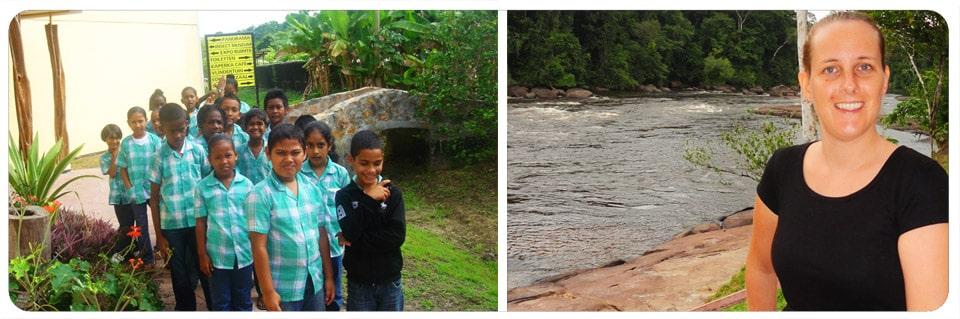 Vrijwilligerswerk in Suriname