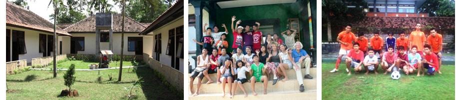 vrijwilligerswerk Bali