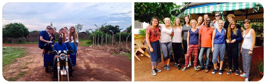 Jongerenreis naar Ghana
