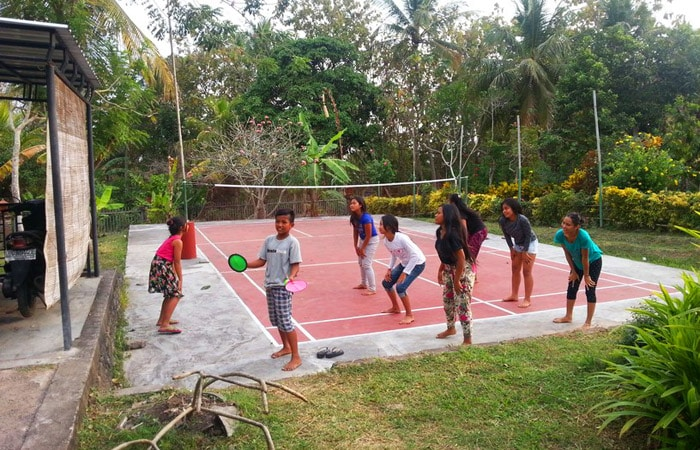 Vrijwilligerswerk op Bali