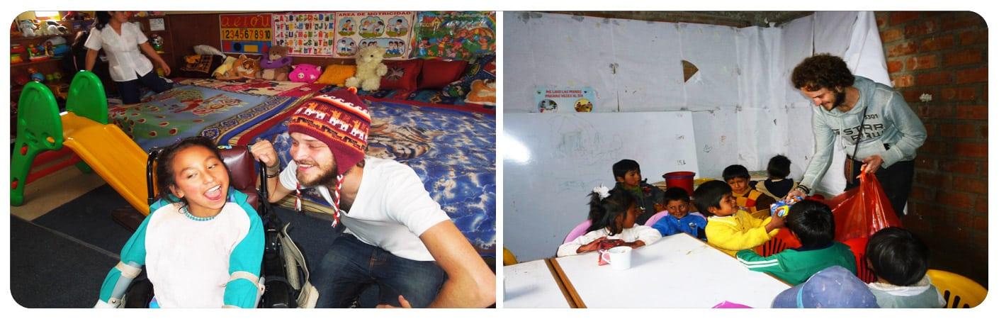 vrijwilligerswerk Peru