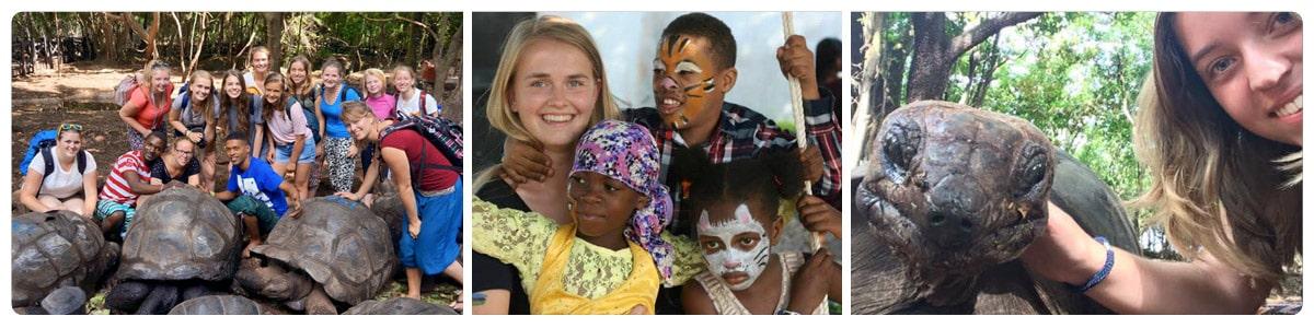 jongerenreis naar Afrika / Zanzibar