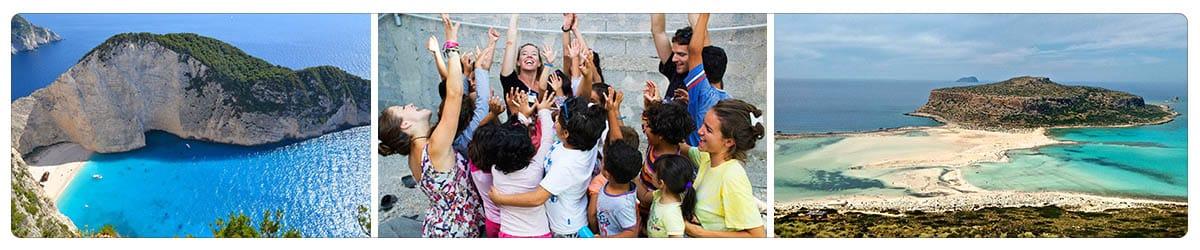vrijwilligerswerk Griekenland