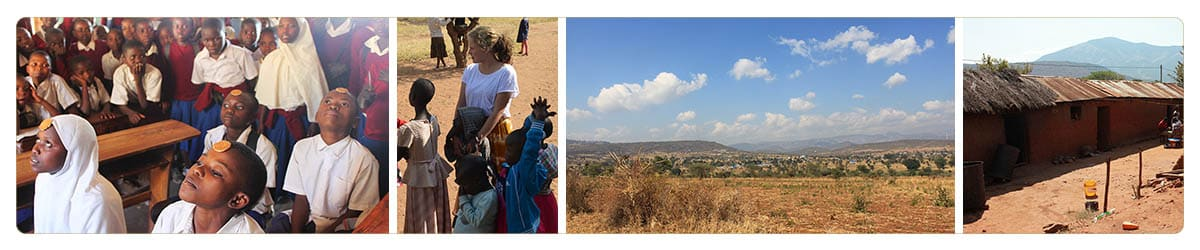 Tanzania vrijwilligerswerk Afrika