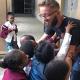 Seppe Vekeman vrijwilliger Zuid Afrika, Peru en Ecuador