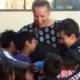 Marjan vrijwilliger Guatemala