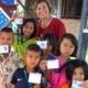 Caroline Nguyen vrijwilliger Thailand