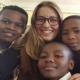 Esther Tachelet vrijwilliger Zuid Afrika