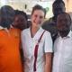 Jenice bevallingskamer Ghana
