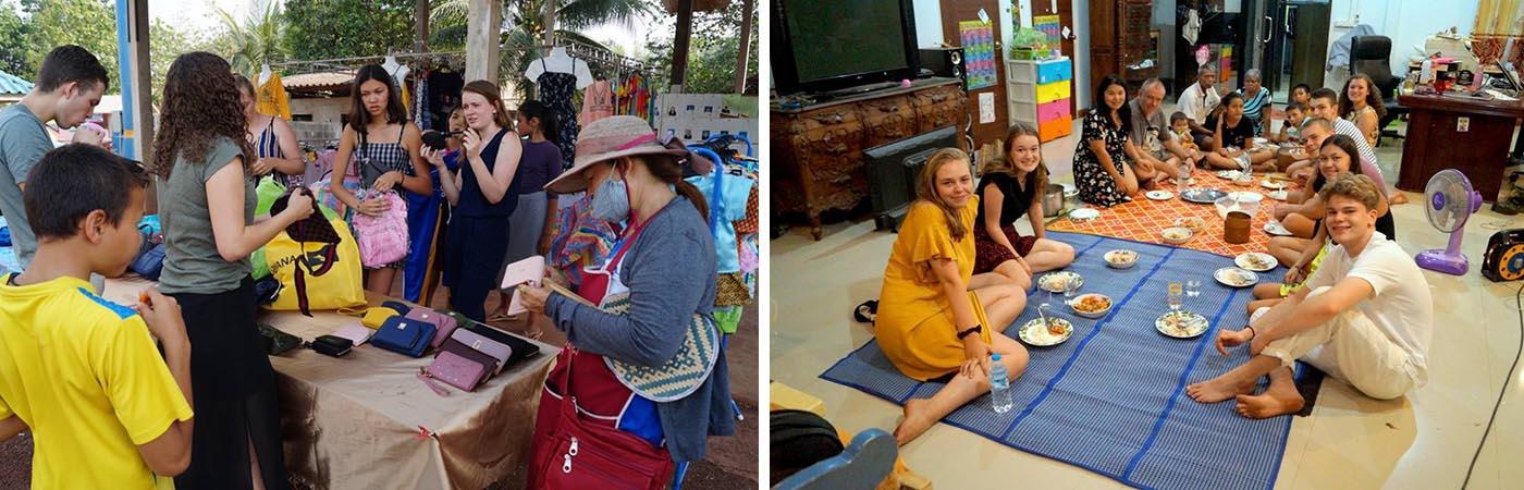 Vrijwilligerswerk in Thailand