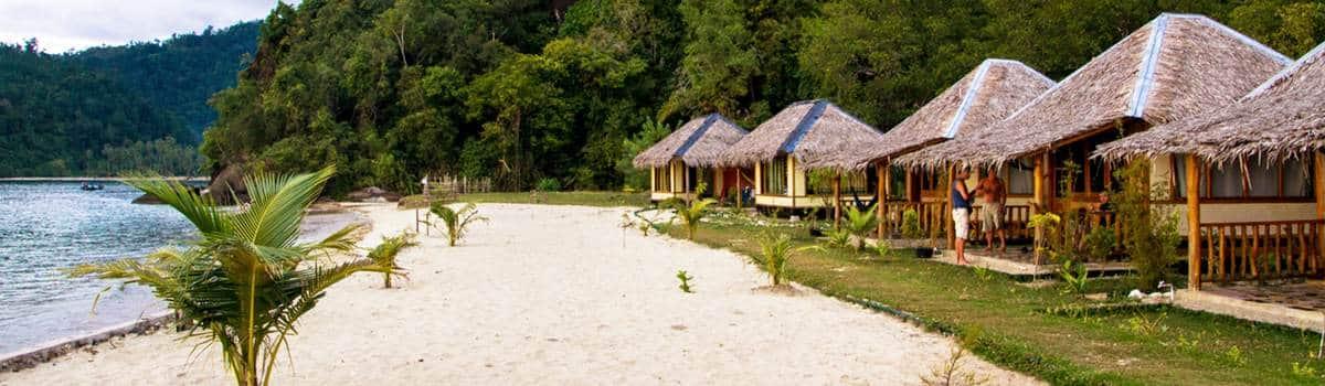verblijf Sumatra